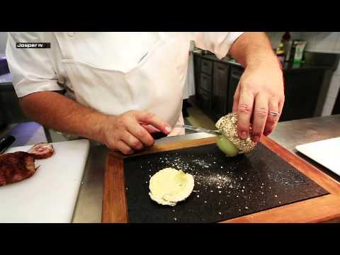 Redondo de carne relleno (G. Goujon)  -  Charcoal oven Josper