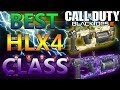 Best HLX4 Class Setup In Black Ops 3 -In Depth Review: Vesper 2.0