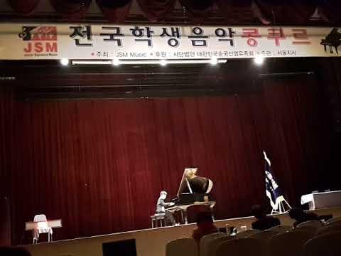 Mozart Piano Sonata k.333 by jueun