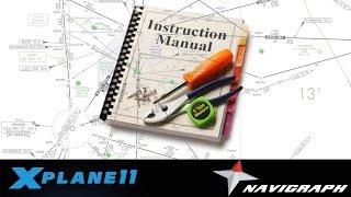 X-Plane 11. Обновление Airac от Navigraph. Хватит летать по данным ХХ века!)