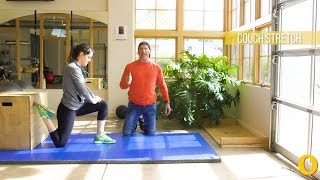 Moves: 3 Stretches to Improve Flexibility