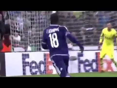 Андерлехт- Тоттенхэм  2  - 1 (Обзор матча 22 10 2015)