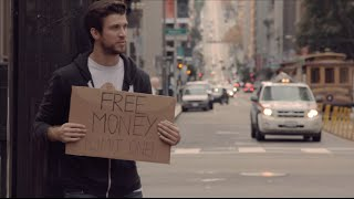 Free Money: An Experiment to Give 100 Strangers $1 Each