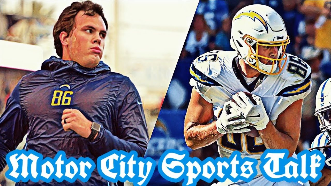 Chargers' Hunter Henry suffered left knee fracture