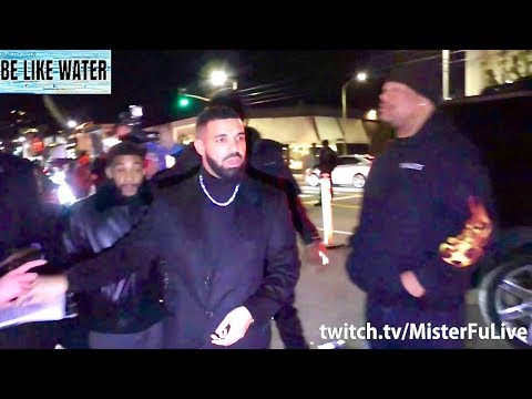 Drake W/his Dad, Ceelo Talks Grammys, Rich The Kid & MORE!!!