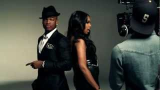 Jennifer Hudson & Ne-Yo with Rick Ross - Think Like A Man (Behind the Scenes)