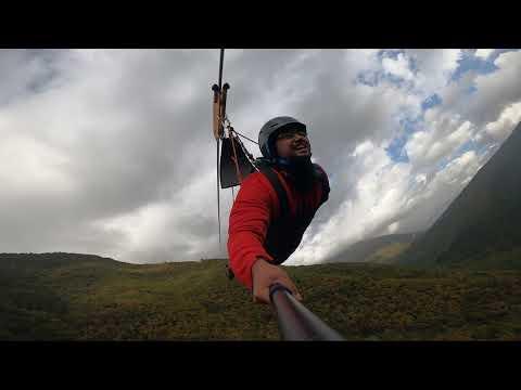 Tirolina Ordesa Pirineo, Tirolina TOP