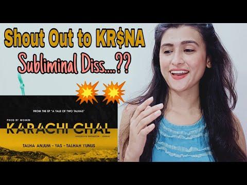 Karachi Chal Reaction l Talhah Anjum x Yas x Talhah Yunus l Mansi World