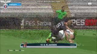 BSK Srbijanac 2:1 Naissus FC