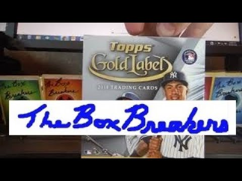 How To Get Free Cards No Purchase Necessary New Topps Gold Label 2018 Baseball Cards Mail In Review