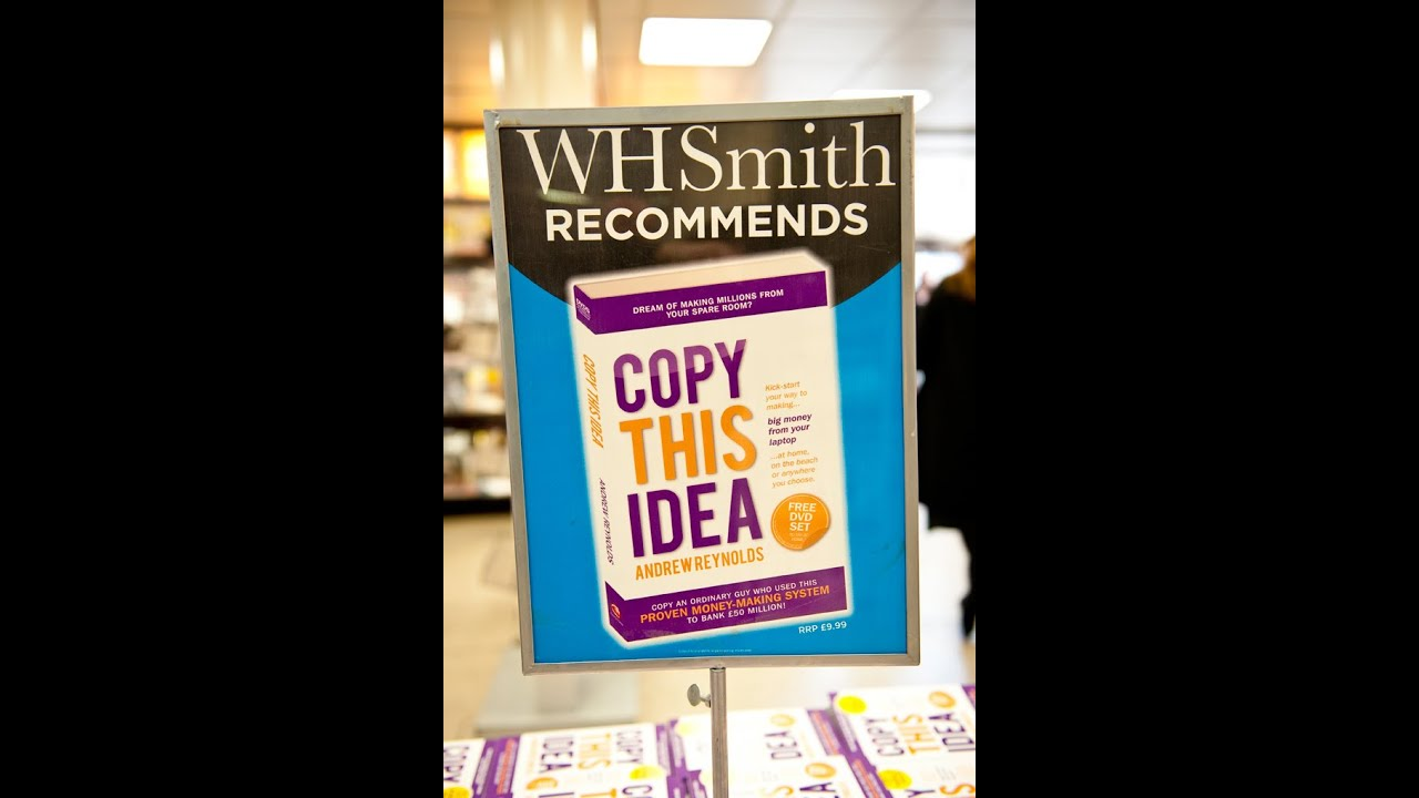 Copy This Idea Book