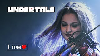 UNDERTALE - ORCHESTRAL LIVE Performance by Game Music Collective