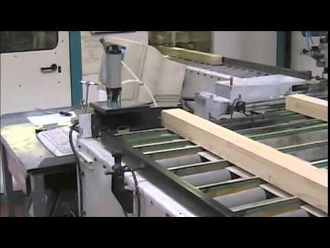 WEINIG - CELASCHI - LEVIGALTECNICA Window Machinery