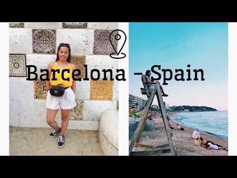 TRAVEL VLOG #2 // BARCELONA - SPAIN 2018