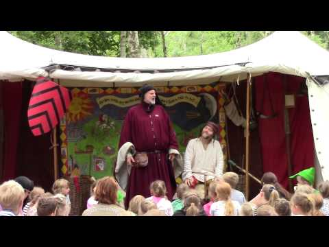 Daddy Daughter Days - Robin Hood Festival