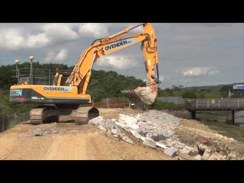 Behind the Scenes - Flood Defence Construction at Anchorage Park