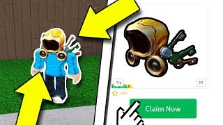 How To Get a FREE DOMINUS VENARI in Roblox!