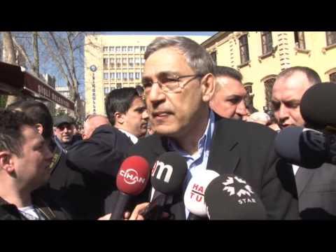 Orhan Pamuk, Yaşar Kemal'i anlattı