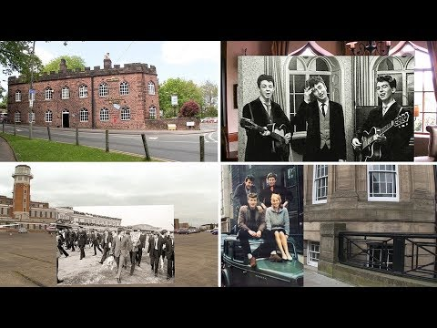 The Beatles sites in Liverpool