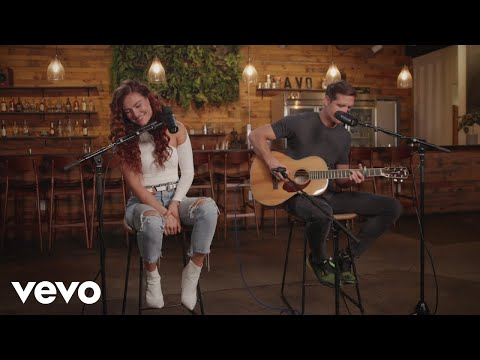 Kylie Morgan – Cuss A Little ft. Walker Hayes (Official Acoustic)