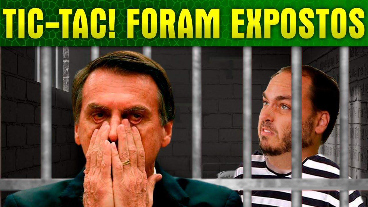 URGENTE: MORO ENTREGA CARLOS B0LSONARO NA PF!!