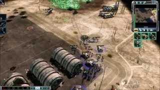Command and Conquer 3 Tiberium Wars Gameplay PC