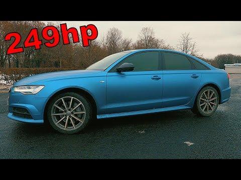 Обзор Audi A6 C ПРОБЕГОМ, лучше чем НОВАЯ КАМРИ!