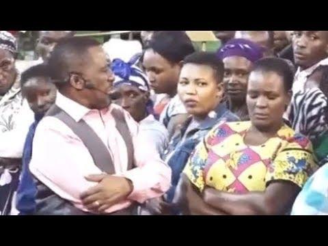 """Download Pastor Ng'ang'a """"SLAPS"""" Church Members"""