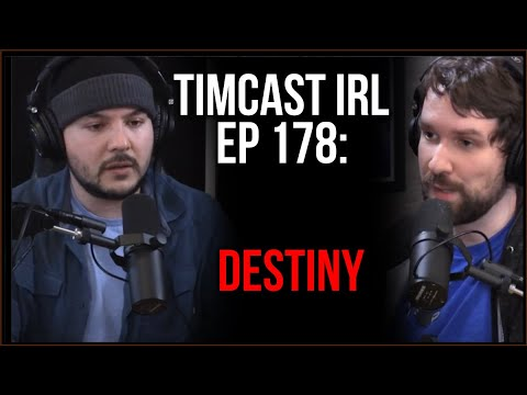 Timcast IRL - John Kerry Says Biden Is ALL IN On The GREAT RESET, w/Destiny