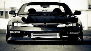 Extreme NISSAN SILVIA TURBO and ENGINE Sounds Compilation (S15, S14, S13)