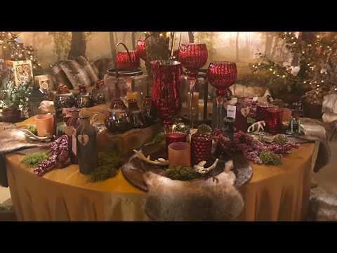 Kölle Weihnachtsdeko.Weihnachtsmarkt Thema Tischlein Deck Dich Bei Pflanzen Kölle Youtube
