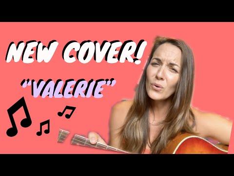 "Kate Harkin- COVER- ""Valerie"""