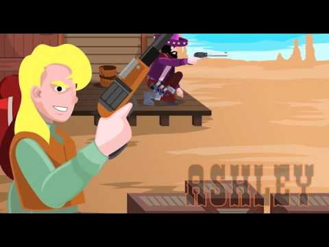 Kovboy Oyunu - West Rider
