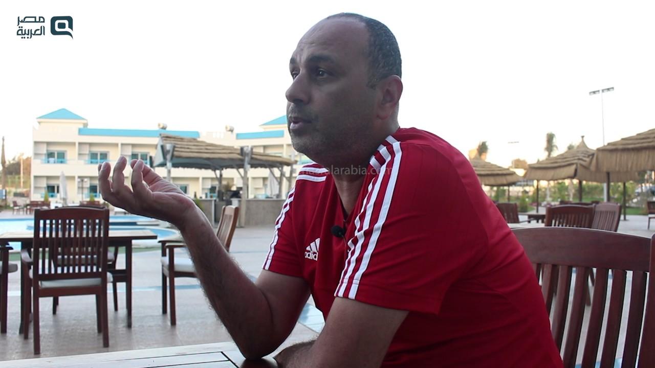 مصر العربية | عمرو أنور: صالح جمعة غير جدير بالعب للأهلي ...
