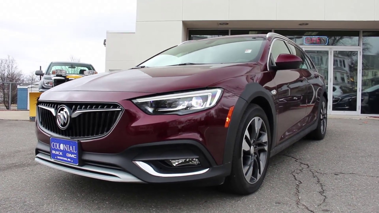 2018 Buick Regal TourX Review - Is The Station Wagon Back ...