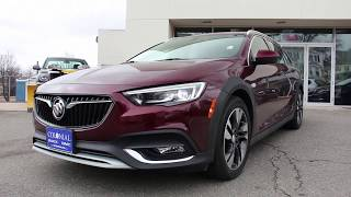 2018 Buick Regal TourX Review - Is The Station Wagon Back In Style?