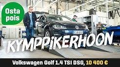 Käytetty: Volkswagen Golf Variant 1.4 TSI DSG (10 400€) - Kymppikerhoon