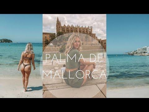 Palma De Mallorca- Travel Vlog