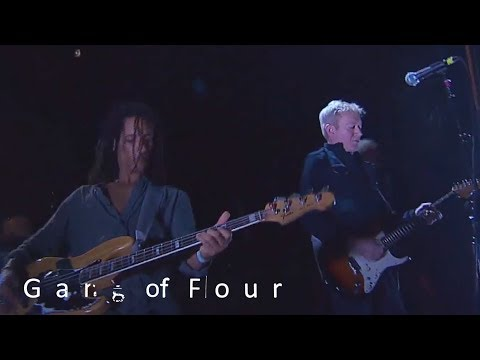 Gang Of Four - Damaged Goods (Official | Live In The Moment)