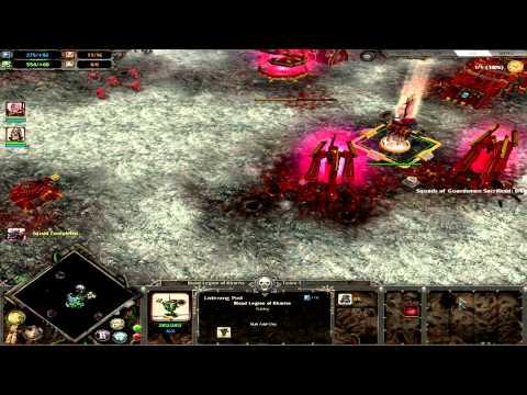 DOW Winter Assault HD Walkthrough Part 35: Chaos Unleashed Part 1 |