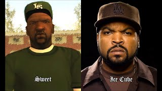 GTA SA Characters In Real Life PART 12