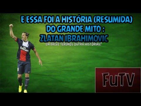 História do Zlatan Ibrahimovic 1#