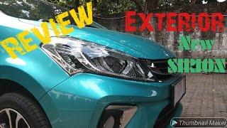 Spesifikasi New Sirion / Astra Daihatsu / review amatir  exterior Sirion / for indent 081222117118
