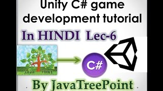 Lec-6 Unity game development tutorial in hindi (Unity assets )