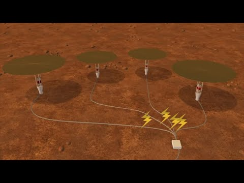 NASA tests nuclear reactors that can power life on Mars