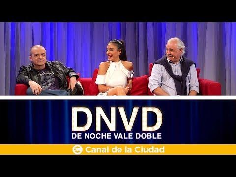 """<h3 class=""""list-group-item-title"""">Atilio Veronelli, Celeste Muriega y Chichilo Viale en De Noche Vale Doble</h3>"""