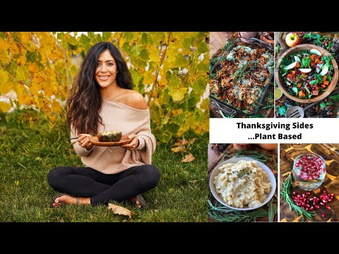 Easy Thanksgiving Sides / Plant Based / The Starch Solution