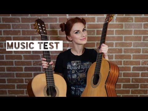 Чем отличается бюджетная гитара от более дорогой. Music Test Kremona S65C и Kremona Sofia SC