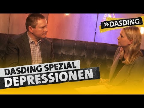 URSACHEN und THERAPIE von DEPRESSIONEN - Psychotherapeut beantwortet alle Fragen | DASDING