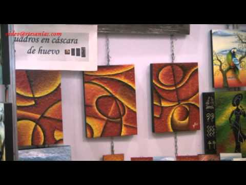Isa manualidades youtube for Imagenes de cuadros abstractos famosos